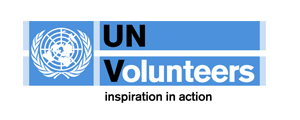 United Nations Volunteers Logo
